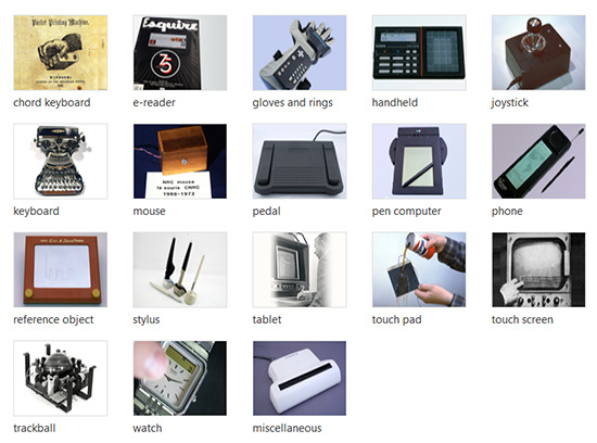 Laboratory 15 - Human-Computer Interaction Laboratory Computer Hardware Devices List